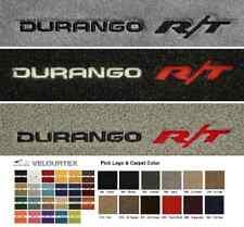 Lloyd Mats Dodge Durango R/T Custom Velourtex Front Floor Mats (1998 & Up)