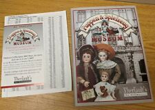 PUPPEN SPIELZEUG Doll Museum Auction Catalogue HCDJ 2007 and Brochure Excellent