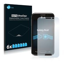 6x Savvies Screen Protector for LG L40 D160 (One Sim) Ultra Clear