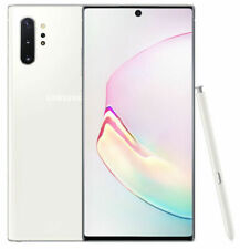 Samsung Galaxy Note10+ SM-N975U - 256GB - Aura White (Unlocked) (Single SIM)