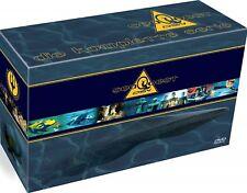 DVD SEAQUEST DSV THE COMPLETE TV SERIES BOX SEASON 1-3 Roy Scheider Region 2 PAL