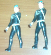 2 Aohna  A8HNA Athena Greek TOY Soldiers NAVY seal frogman for spares