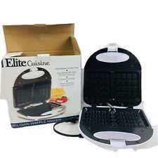 Oster ckstwf 2000 Belge Waffle Maker acier inoxydable