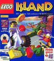 LEGO ISLAND 1 +1Clk  Windows 10 8 7 Vista XP Install
