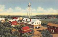 Trappist Kentucky Our Lady Of Gethsemani Water Tower Antique Postcard K19957