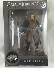 "Ned Stark, Lord of Winterfell - 6"" Figure w/Swords - Game of Thrones #6 (FUNKO)"
