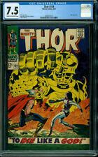 Thor 139 CGC 7.5 -- 1967 -- Ulik app #0349721017