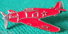 Airfix WW2 Hawker Hurricane 'Under The Red Star (Russian) Aircraft Plane Badge