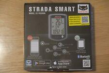 Cateye Fahrradcomputer Strada Smart CCRD500B Smartphone GPS Bluetooth 2nd Screen