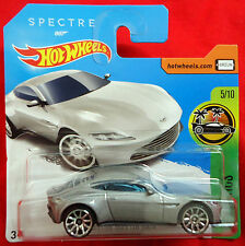 Aston Martin db10-James Bond 007 Spectre-Hot Wheels-HW excotics CARD