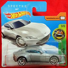 Aston Martin DB10 - James Bond 007 Spectre - Hot Wheels - HW Excotics Card