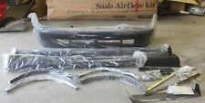 SAAB 9000 AIRFLOW KIT SPG BUMPER ROCKERS WHEEL ARCHES MINUS FRONT COVER