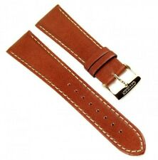 Citizen Uhrarmband Leder Ersatzband Band Braun 23mm 59-S51816 für BM6522