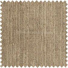 Soft italien Chenille Tapisserie Matériau luxe rideau en tissu marron taupe fauve