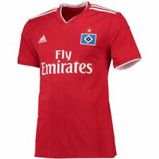 Fußball-Trikots von deutschen Vereinen Hamburg SV in Größe M