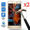 2Pcs 9H Premium Tempered Glass Film Screen Protector Cover For Lenovo Cell Phone