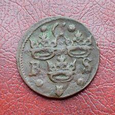 More details for sweden 1636 copper ¼ ore