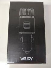 Car Air Purifier Freshener Portable Ionizer -Removes Smoke Bad Odors Dust Pollen
