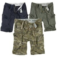 Surplus Raw Vintage Herren Stars Bermuda Shorts kurze Hose U.S. Army Cargo Short