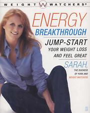 Energy Breakthrough New Book Diet Sarah the Duchess of York