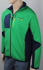 Ralph Lauren Sport Performance Green Hybrid Tech Full Zip Jacket NWT