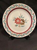 "Vintage - Arabia Suomi Finlandia ""Made in Finland"" Floral Plate"