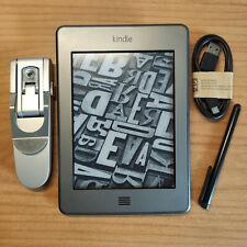 Libro electrónico Amazon Kindle Touch - eBook de pantalla táctil