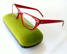Sanford Hutton Retro C919 RD red handmade colors in Optics eyeglasses 49()20 140