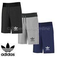 Mens Adidas Originals 3 Stripes Essential SPO Shorts Gym Running Climalite