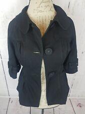 Ann Taylor Loft Ladies Black Blazer Jacket.  Size 4
