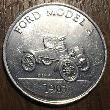 JETON TOKEN ANTIQUE CAR COIN SÉRIE 2 FORD MODEL A 1903 (430)