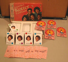 Welcome Back Kotter Card Game by Milton Bradley 1976