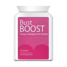 BUST BOOST BREAST ENLARGEMENT PILLS NATURAL SAFE HERBAL BIG CLEAVAGE