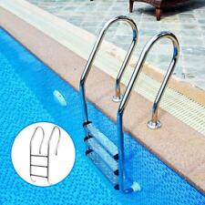 Pool Ladder Stainless Steel Rung Steps Swimming Pools Padel Anti Slip Footstep