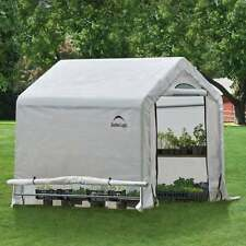 Rowlinsons 6x6 Shelter Logic Greenhouse in a box