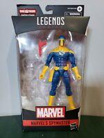 Marvel Legends SPYMASTER, NO BAF PART (Crimson Dynamo Wave)