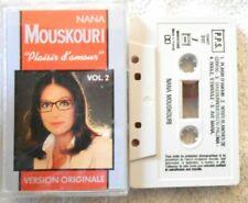 "Nana Mouskouri  ""Plaisir D'Amour"" Vol.2 K7 audio TBE"