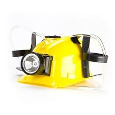 Miner's Drinking Hat With LED Light