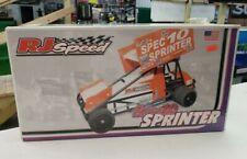 RJ Speed 1/10 Electric Spec10 Sprinter Sprint Car Kit RJSC2033