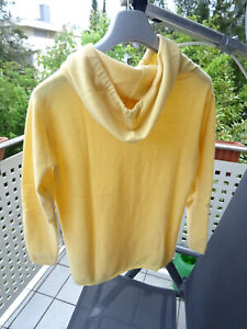 ALLUDE 100% CASHMERE Hoodie Pullover Kapuzenpullover Gr S