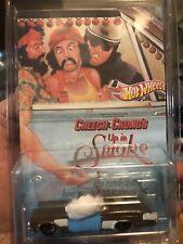 Custom Cheech And Chong Movie Car Hot Wheels 65 Impala Custom Card