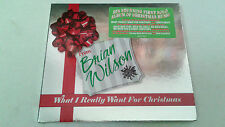 "BRIAN WILSON ""WHAT I REALLY WANT FOR CHRISTMAS"" CD 15 TRACKS DIGIPACK NUEVO"
