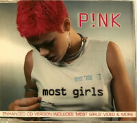 PINK : MOST GIRLS - [ CD MAXI ]