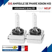 POUR PEUGEOT 307 2000-2004 Low High Beam XENON H7 H1 Ampoules De Phare Set Lampe