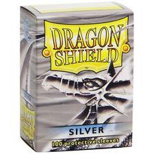 Dragon Shield - Classic Silver - 100 bustine protettive