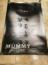 """""""THE MUMMY"""" Bus Shelter Poster 4' x 6'"""