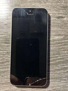 Apple iPhone SE - 32GB - Space Gray (Verizon) A1662 (CDMA + GSM)  Free Shipping