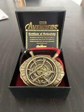 Eye of Agamotto Doctor Strange Licenced Prop Replica Necklace Concentio Inc VGC