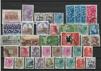 Italy Used Stamps ref 23066