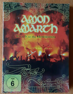 AMON AMARTH DVD / Wrath of the Norsemen / kein T-Shirt / neu & ovp /